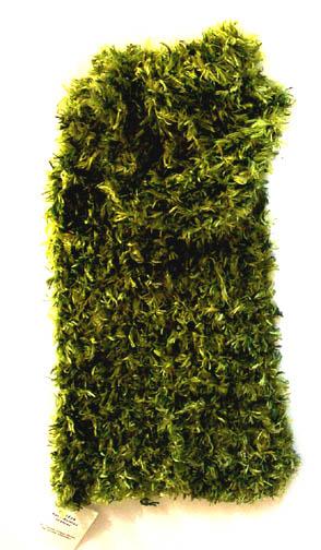 Fern Green  Scarf